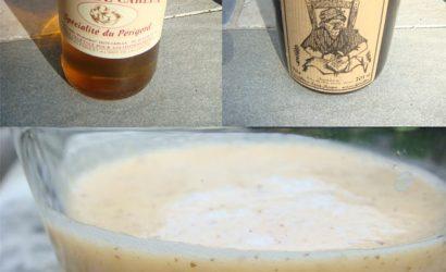 Gaspacho Melon-noix au bon goût du Quercy
