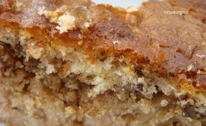 Gâteau aux noix du Quercy, la spécialité de ma maman que nous retrouvons avec plaisir pendant les vacances de la Toussaint.