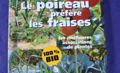 cookbook de jardinage le poireaux et les fraises