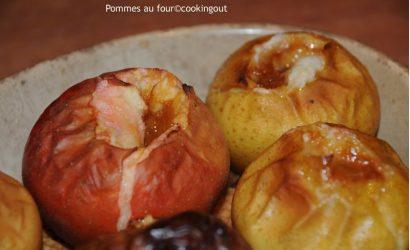 Pommes au four à la crème de Salidou