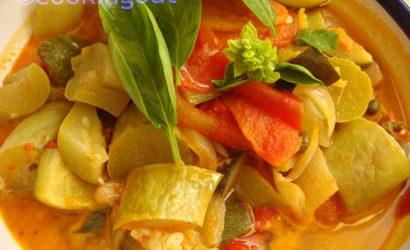 Zucchinata ou comment revisiter les classiques siciliens