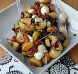 Pommes de terre nouvelles à l'italienne
