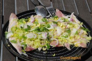 Maquereaux marinés, la recette facile, saine et pas chère pour l'été