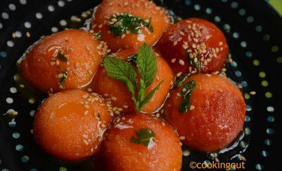 Abricot au limocello