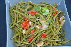Haricots verts express cuits la cocotte minute