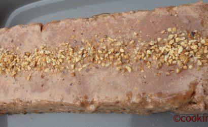 Semifreddo chocolat noisette, une idée facile pour Noël