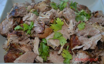 Épaule de porc à la sauce Jerk spécial smala ou grande tablée