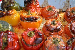 Légumes farcis astuces pour en faire un plat complet