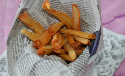Délicieuses frites de salsifis pour tromper son monde