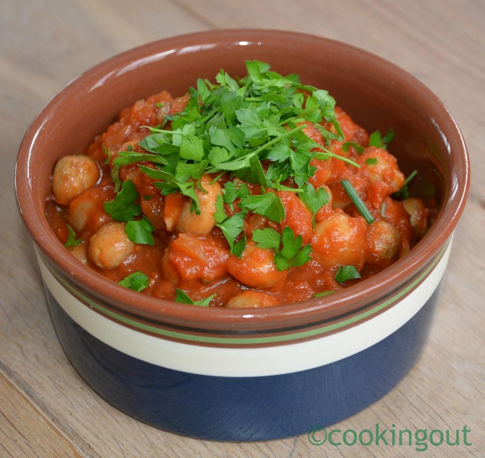 Recette de tous petits champignons à la grecque- Cooking Out