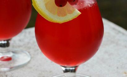 Ma vie en rouge : petit cocktail sans prétention au bitter