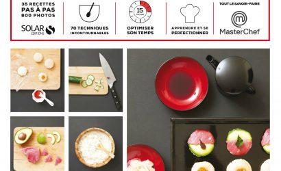La cuisine Japonaise Masterchef Solar, auteurs Birgit Dahl et Dorian Nieto