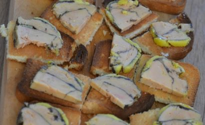Recette de foie gras originale à la vanille et chocolat