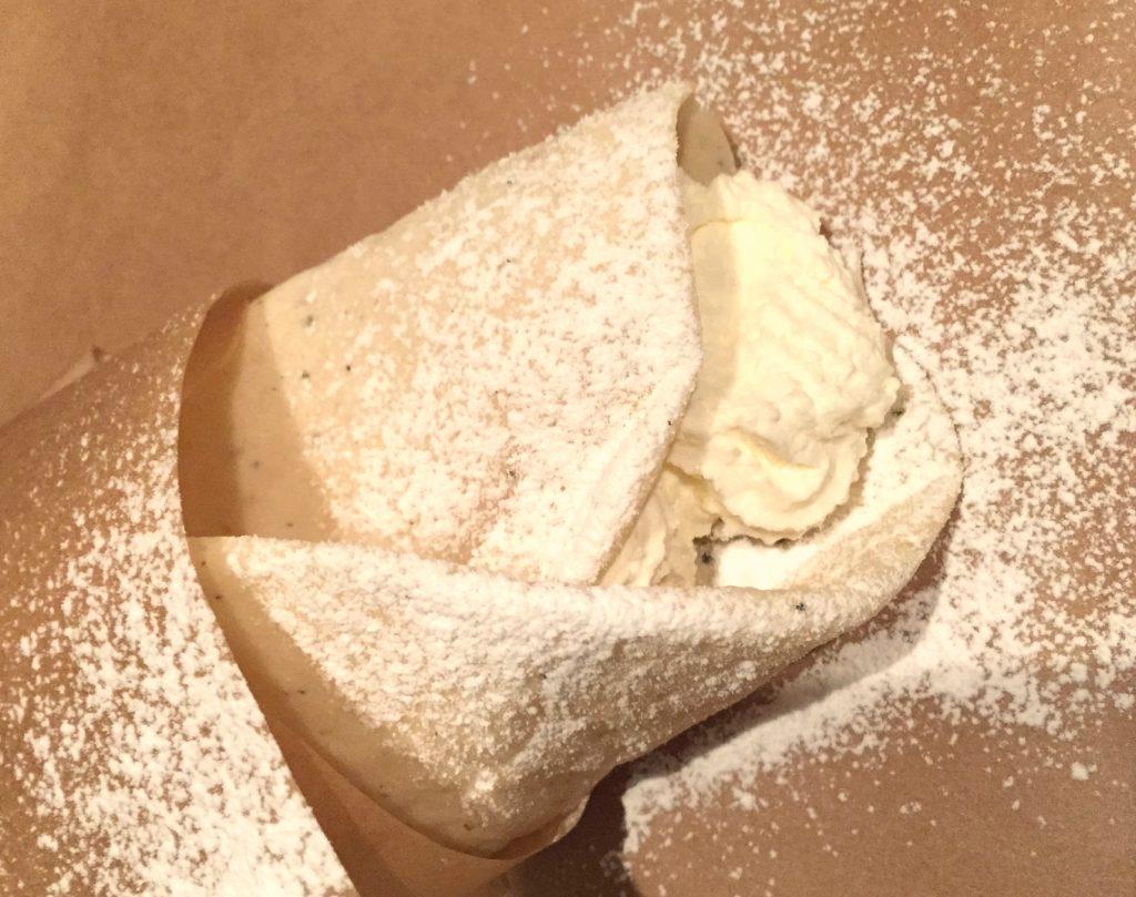 Le semmelwrap est une semla revisitée brioche du mardi gras