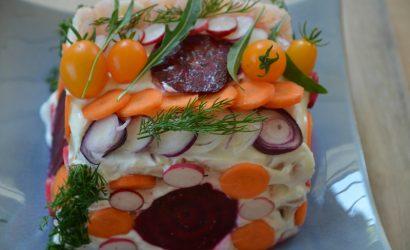 Smörgåstårta, une recette de sandwich collectif suédois