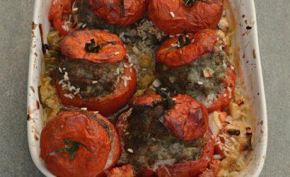 Réussir les tomates farcies maison, toutes mes astuces