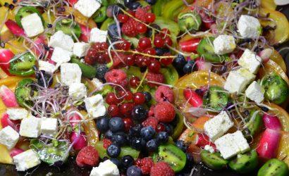salade pleine d'é- Nergi pour faire découvrir ces petits Kiwaï