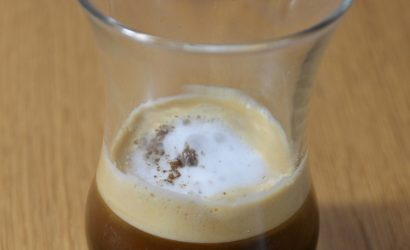 Brazil Coffee, une version très coco de l'Irish Coffee