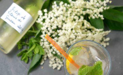 Le cocktail Hugo une alternative au Pimm's ou au Spritz à base de sirop de fleurs de sureau