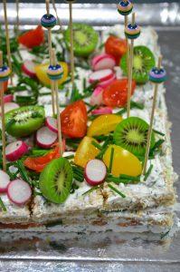 Sandwich cake aux Nergi