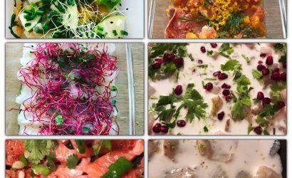 6 recettes de Ceviche à adopter pour un menu de fêtes pour moins de 10 personnes