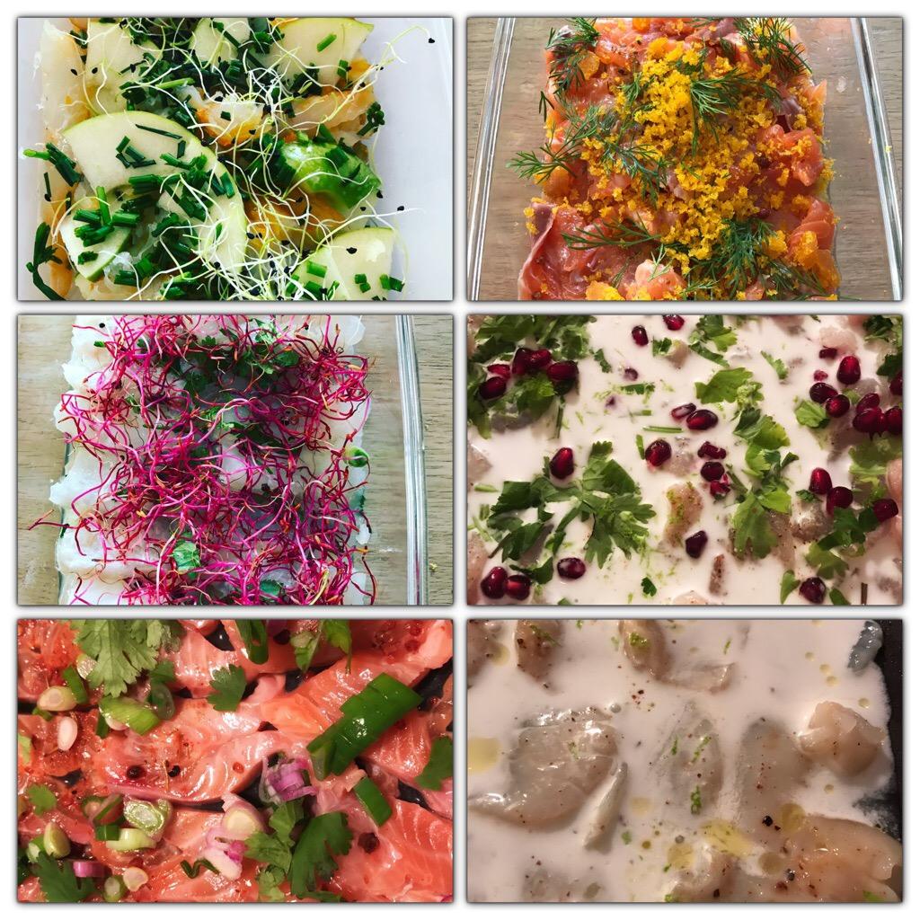 6 recettes de Ceviche à adopter pour les repas de fêtes