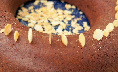 Gâteau au chocolat et amandes sans gluten ni lactose