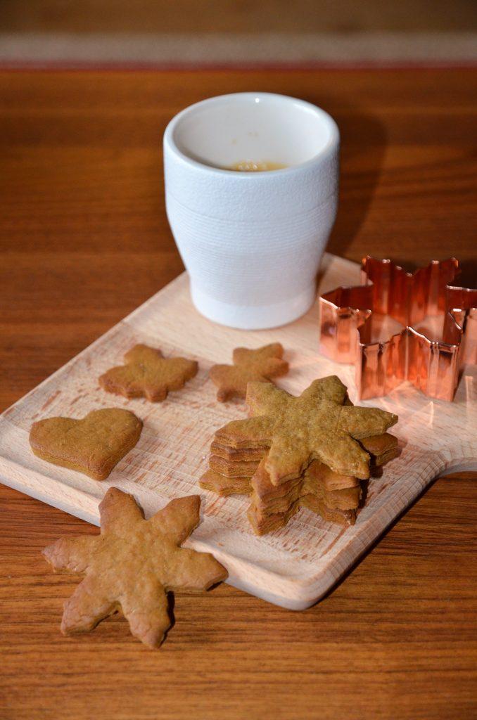 Pepparkakor petits biscuits épicés suédois pour accompagner pour le café