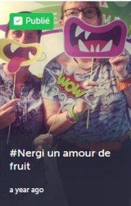 Soirée Nergi avec Michaël Hirsch racontée sur Storify