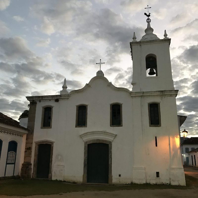 Une Eglise à Paraty