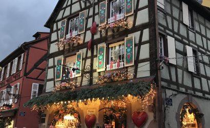 VIns d'Alsace Noël