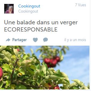 Verger Ecoresponsable Storify
