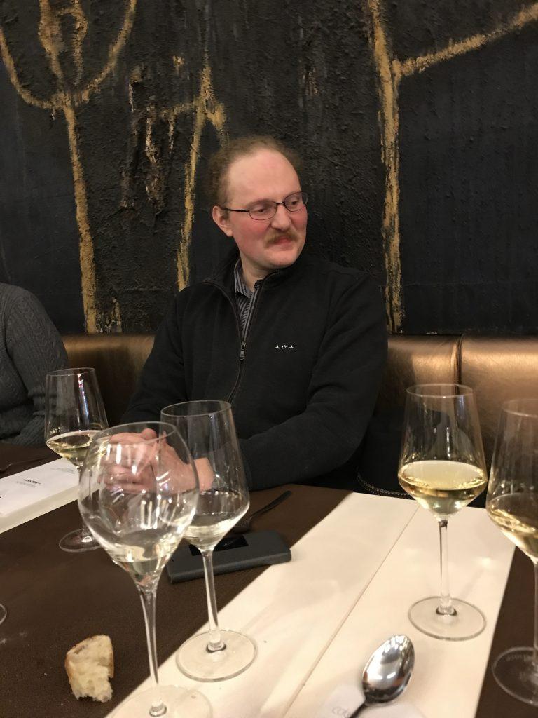vins d'Alsace jeune vigneron