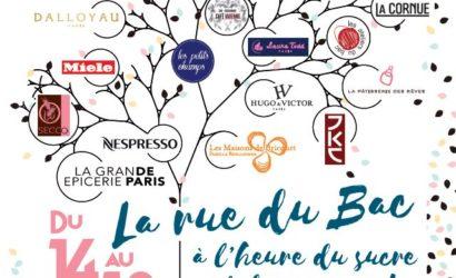 Bac Sucré 2017- commerçants affiliés