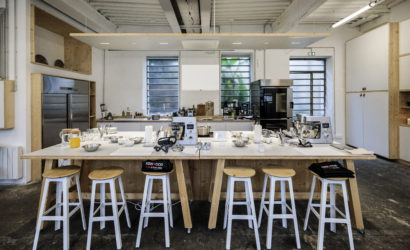 Atelier Kenwood Cooking au foodlab de Lyon