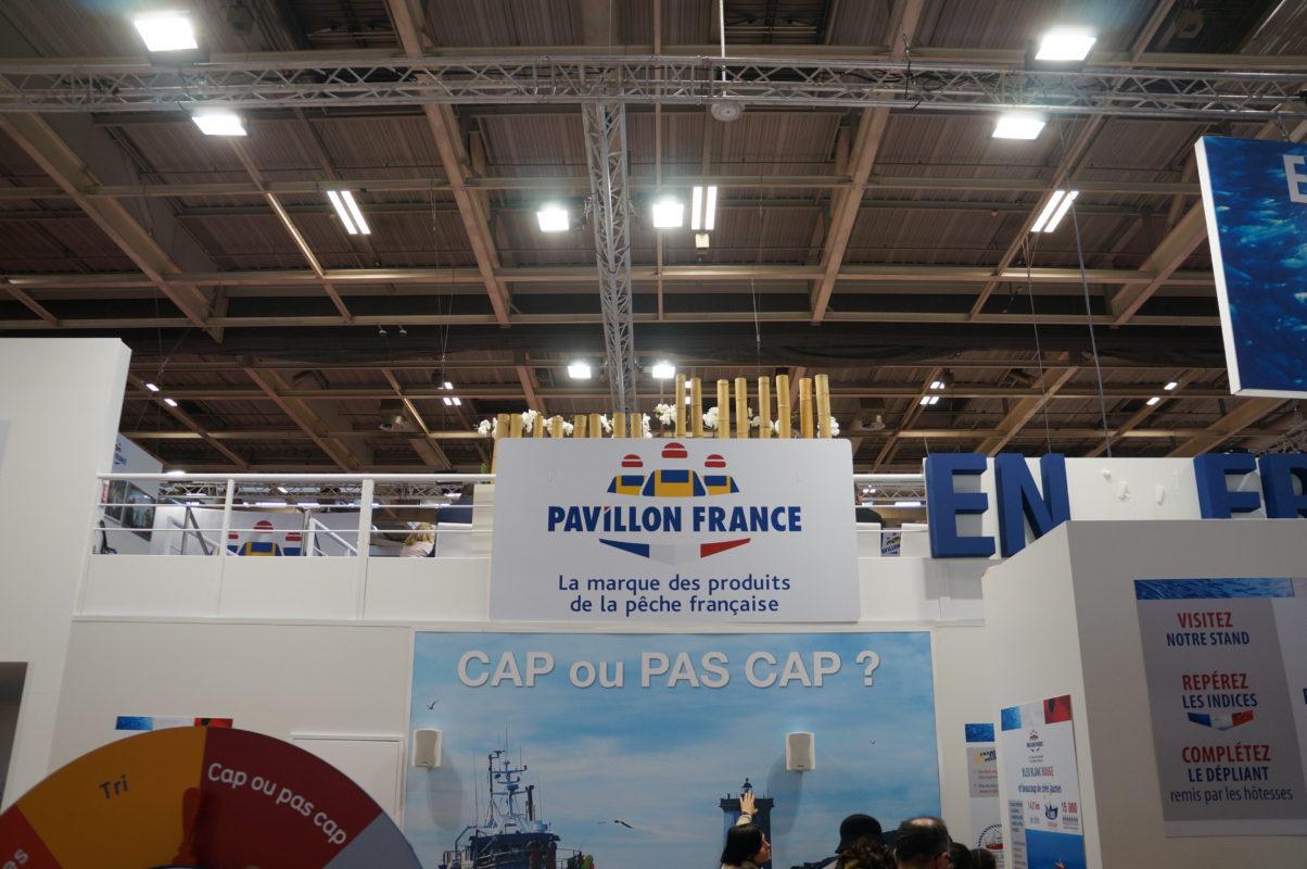 SIA 2018 pavillon france