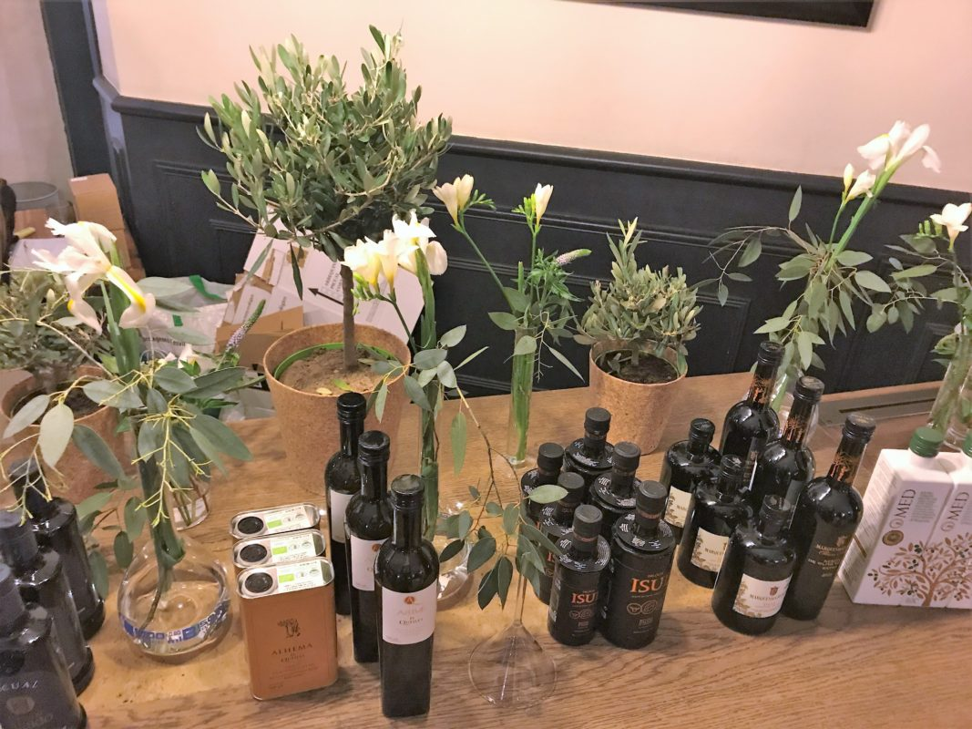 les huiles d'olive espagnoles à redécouvrir