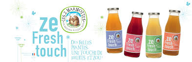 ze fresh touch les 4 infusions