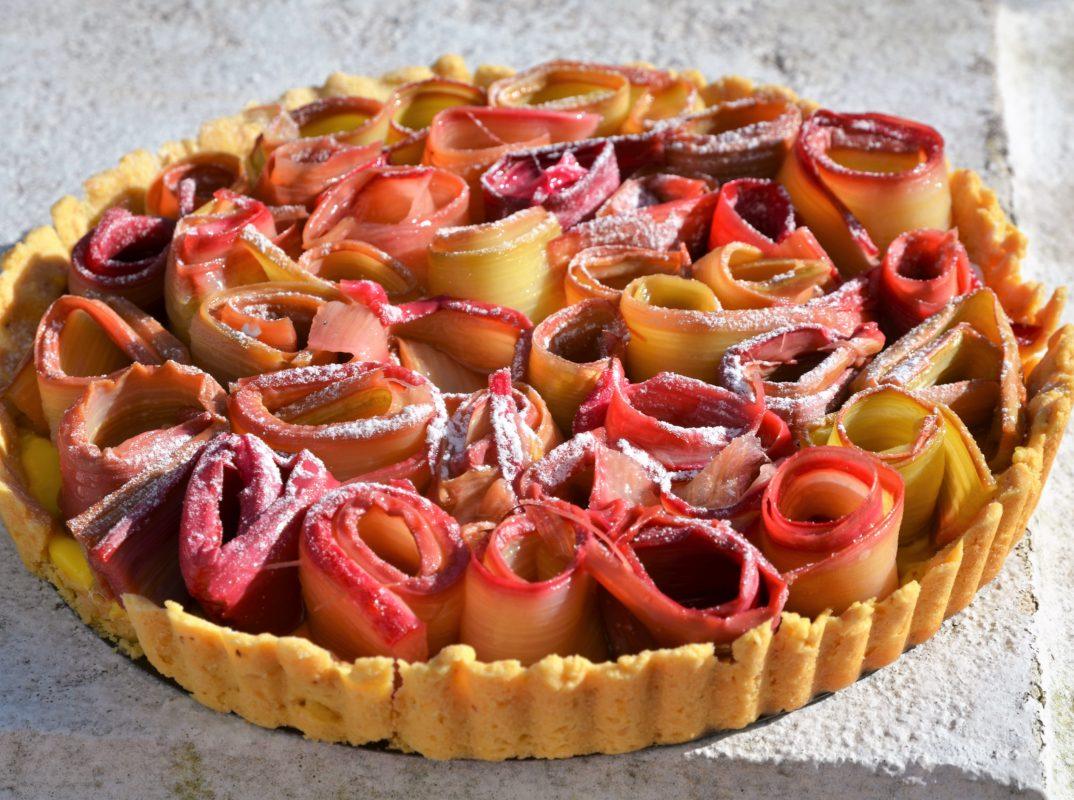 Que Faire Des Fleurs De Rhubarbe la rhubarbe, 20 recettes pour la découvrir autrement-cooking out
