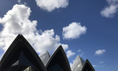 Cherchez Charlie à l'opéra de Sydney