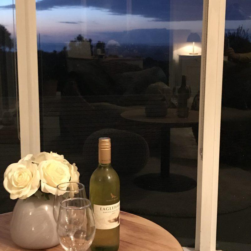 Dégustation de vin blanc en Australie