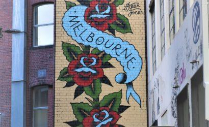 Melbourne Street Art Melbourne