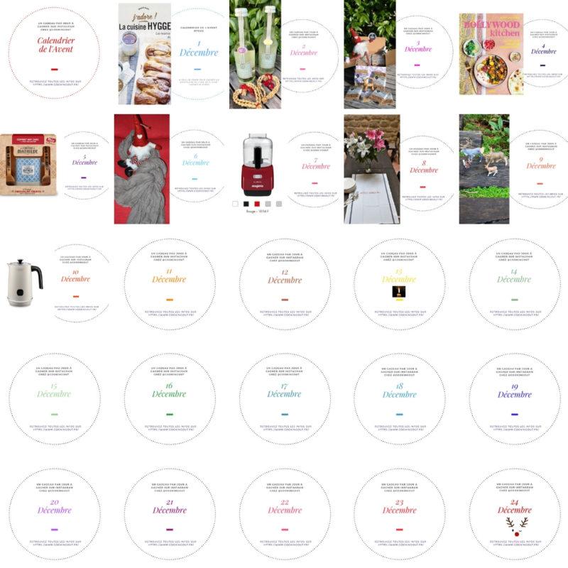 10 ème case du calendrier de l'Avent hygge-l'émulsionneur de lait Kenwood