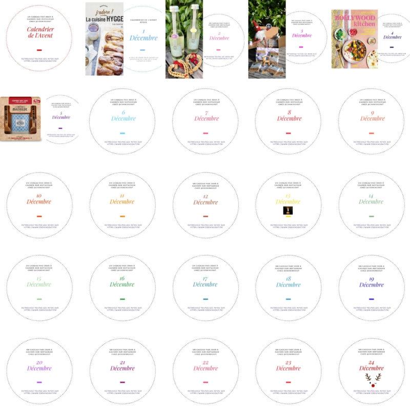 5 ème case du calendrier de l'Avent Hygge le Coffret Hot Choc