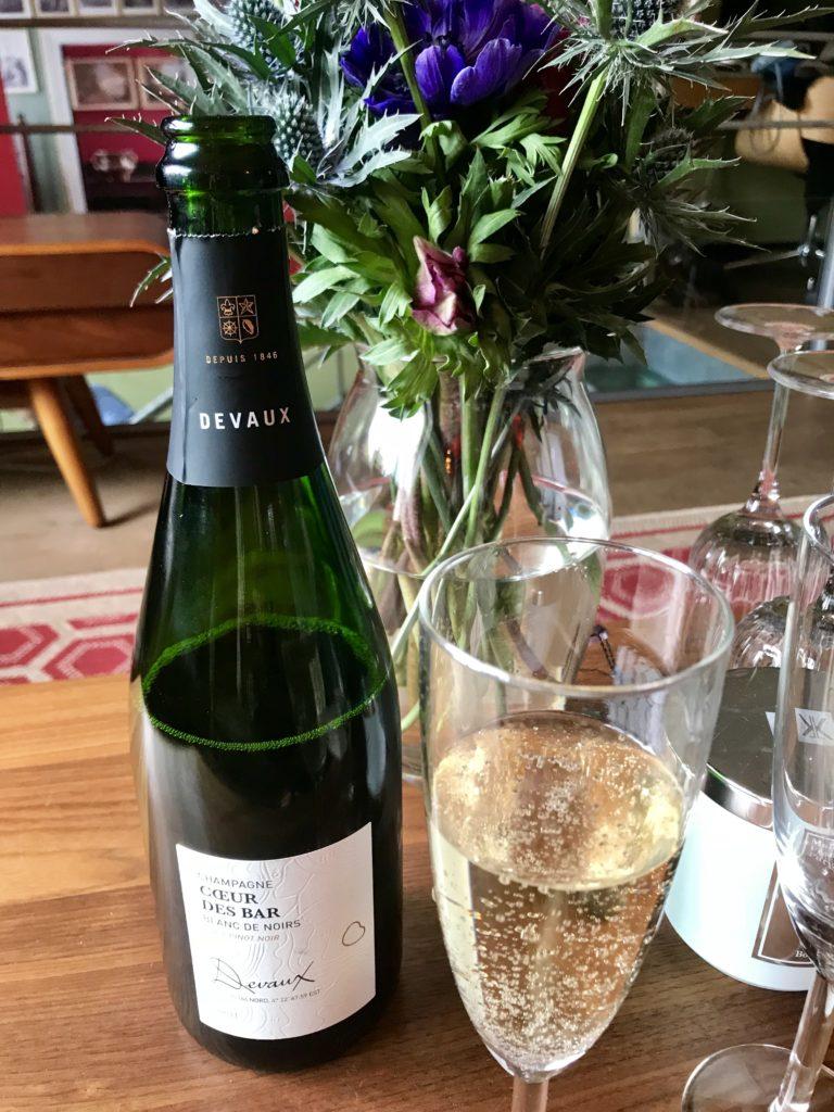champagne cœur des bars Devaux