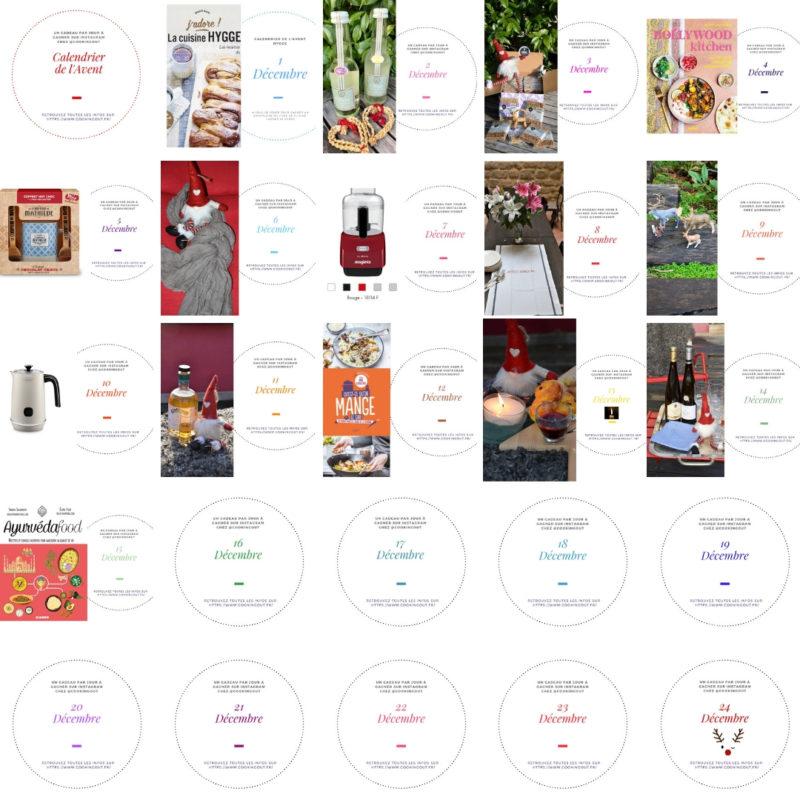Calendrier de l'Avent Hygge- case 15 un livre de cuisine Ayurveda