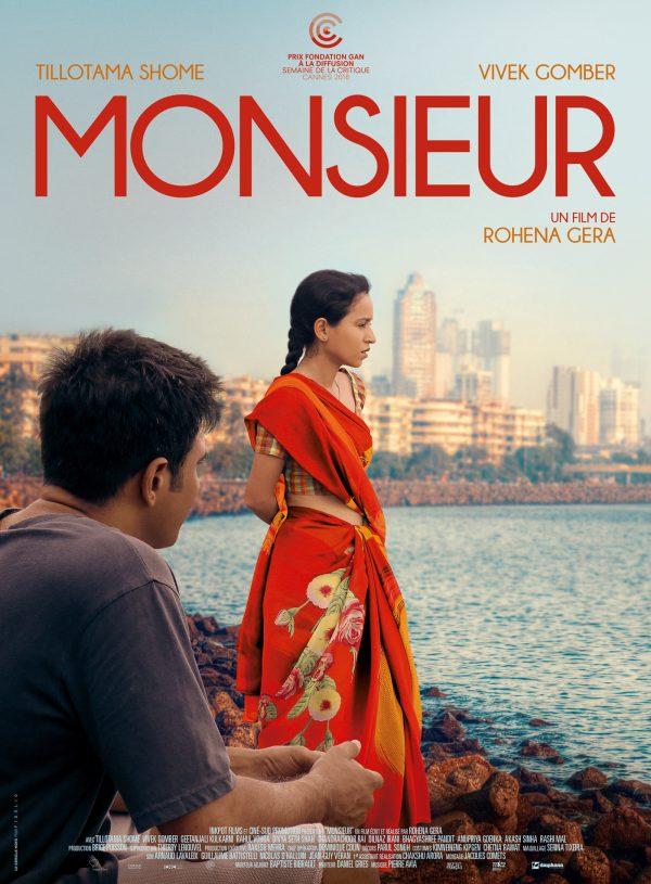 Affiche du film monsieur de Rohena Gera