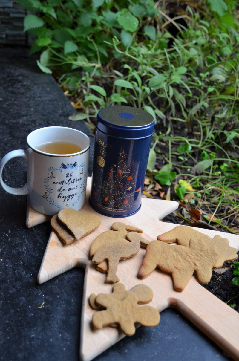 thé des étoiles et peper kakor