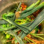 ingrédients bouillon zéro déchets