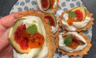 Mandelmussla le dessert de Noël suédois en version automnale